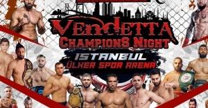 MMA Federasyonu'ndan Ataşehir'de büyük organizasyon
