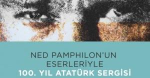 100. Yıl Atatürk Sergisi' ile Hilltown'da