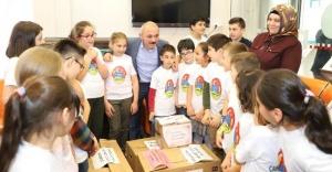 Çankırılı Çocuklardan Gıda Bankasına Destek