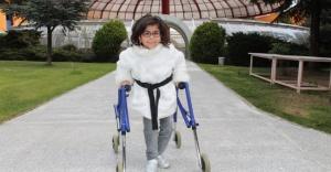 """Cerebral Palsy'li Çocuklardan Milyonlara Çağrı: """"Desteğinle Yapabiliriz"""""""