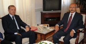 Erdoğan ile Kılıçdaroğlu Samsun#039;da...
