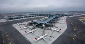 İstanbul Havalimanı ödül aldı