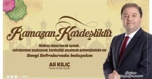 """Maltepe'de Ramazan """"Sevgi Sofraları""""nda yaşanacak"""