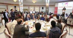 Ümraniye'de 400 Üniversite Öğrencisi Kardeşlik İftarında Buluştu
