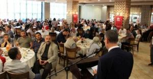 Ataşehir'de 15 Temmuz Demokrasi ve Milli Birlik Günü Etkinliği Düzenledi
