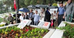 Ataşehir 15 Temmuz Şehidini  Unutmadı