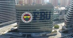 Fenerbahçe Üniversitesi'ne dev kaynak!