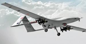 Silahlı İnsansız Hava Aracı (SİHA), Akdeniz'de görüldü
