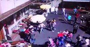 Büyükada#039;da Kavga 19 yaralı