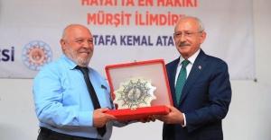 Hacı Bektaş Dostluk ve Barış Ödülü Musa Eroğlu'na Verildi