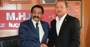 İYİ Parti'den İstifa Edip MHP'ye katıldılar