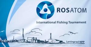 ROSATOM'un İlk Uluslararası Balıkçılık Turnuvası Rusya'da Yapıldı