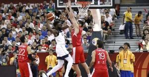 Türkiye A Milli Basketbol Takımı, ABD'ye yenildi: 93-92