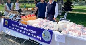 Ataşehir Kent Konseyi 2 Ataşehir Gıda Şenliği başladı.