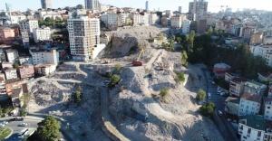 Kağıtahane'de Kentsel Dönüşüm Kapsamında Riskli Binalar Yıkılıyor