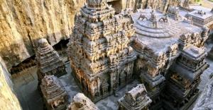 """Kailasa Tapınağı """"16 Numaralı Mağara"""""""