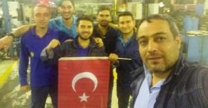 Savunma Sanayi Emekçilerinden Mehmetçiğe Destek