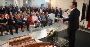 Yaşlılara özel ekmek Ataşehir'de tanıtıldı
