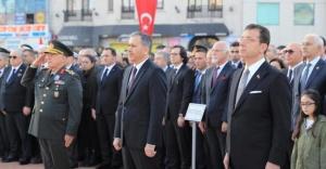 Gazi Mustafa Kemal Atatürk İstanbu'lda Törenlerle anıldı