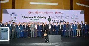 III. Maden Çalıştayı İzmirde...