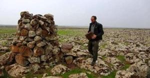 Köylülerin 'Değişik biri' dediği Diyarbakırlı çoban