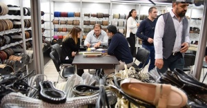 Türk ayakkabı sektörü dünyaya meydan okuyor