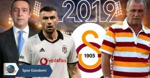 Spor Dünyasında 2019 Yılı Böyle Geçti