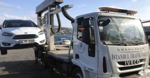 Trafik Vakfı, artık araçları çekemeyecek