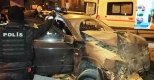 Ataşehir#039;de korkunç kaza, 14...