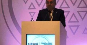 """Nazmi Durbakayım: """"İnşaat sektörü 2020'de çok iyi geçecek"""""""