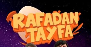 Rafadan Tayfa karakterleri Axis'lerde!