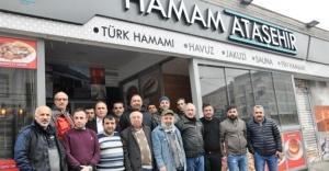 """Ataşehir'in Gözde Mekanı """"Hamam Ataşehir"""""""