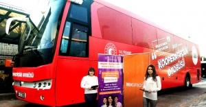 Kooperatifçilik Otobüsü Türkiye Turuna Çıktı