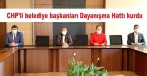 CHPli belediye başkanları Dayanışma...