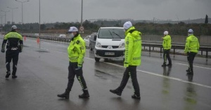 İstanbul'a Giriş Çıkışlar Yasaklandı