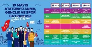 """ATAŞEHİRLİ GENÇLER """"19 MAYIS GENÇLİK ORKESTRALARI FESTİVALİ""""NDE"""