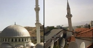 İzmir'de cami hoparlörlerinden müzik yayınına provokasyonuna gözaltı