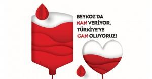 Kızılay Beykoz Kan Bağışı Kampanyası