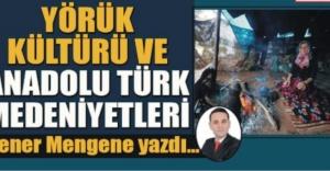 Yörük Kültürü ve Anadolu