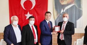"""İMAMOĞLU'NDAN """"CEMEVİ"""" MÜJDESİ"""