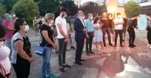 2 Temmuz Madımak olayı Ataşehir'de anıldı