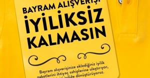 """""""ASKIDA İYİLİK"""" PROJESİ İLE İYİLİK, DESTEK VERENLER İLE YAYILIYOR"""
