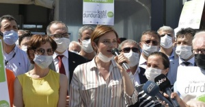 CHP'li Kaftancıoğlu, Kanal İstanbul Projesi için itiraz dilekçesi verdi