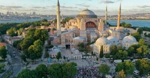 Cumhurbaşkanı Erdoğan: Ayasofya bizim iç meselemiz