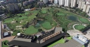 Golf'ün Kalbi Ataşehir'de Atıyor