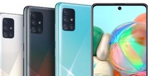 Samsung Galaxy A51 ve Galaxy A71