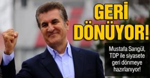 Mustafa Sarıgül geri dönüyor
