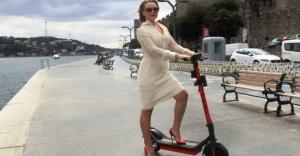 İstanbul'da Pazarı için yeni oyuncu: Kedi Scooters