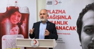 Türk Kızılay'dan kan ve immün plazma bağışı çağrısı