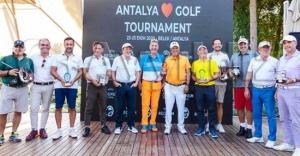 Antalya Cup Golf Turnuvası düzenlendi